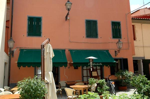 Vacanza Isola d'Elba: Africhella